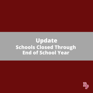 schools closed through end of year