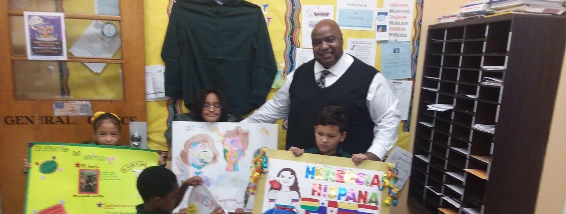 PS 12 Hispanic Heritage