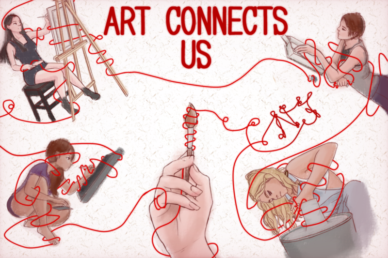 Art Connects Us