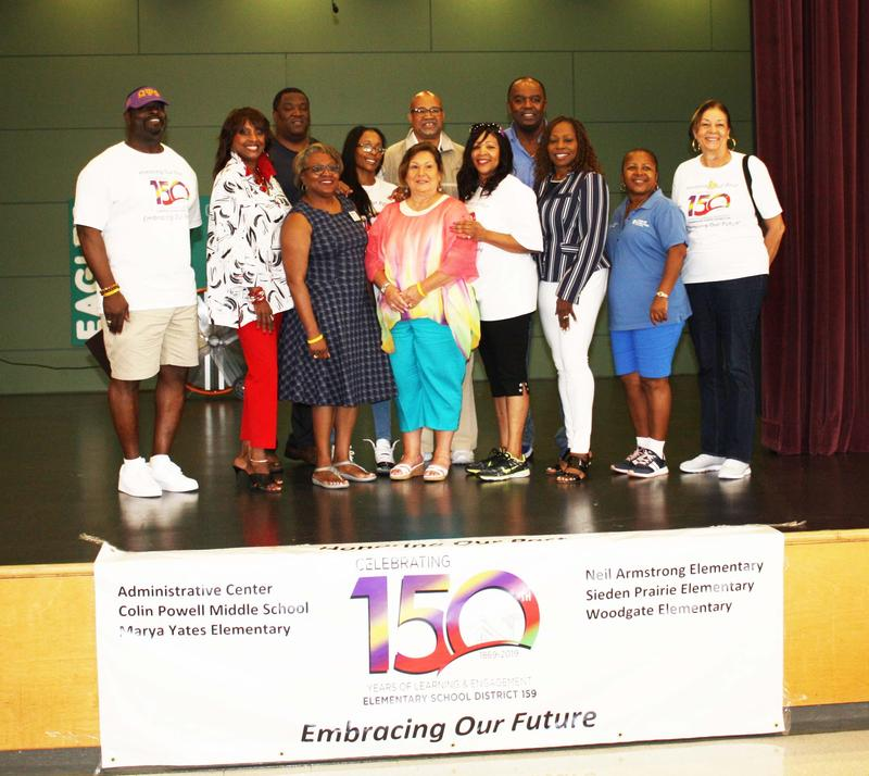 District 159 Celebrates 150 Years Featured Photo