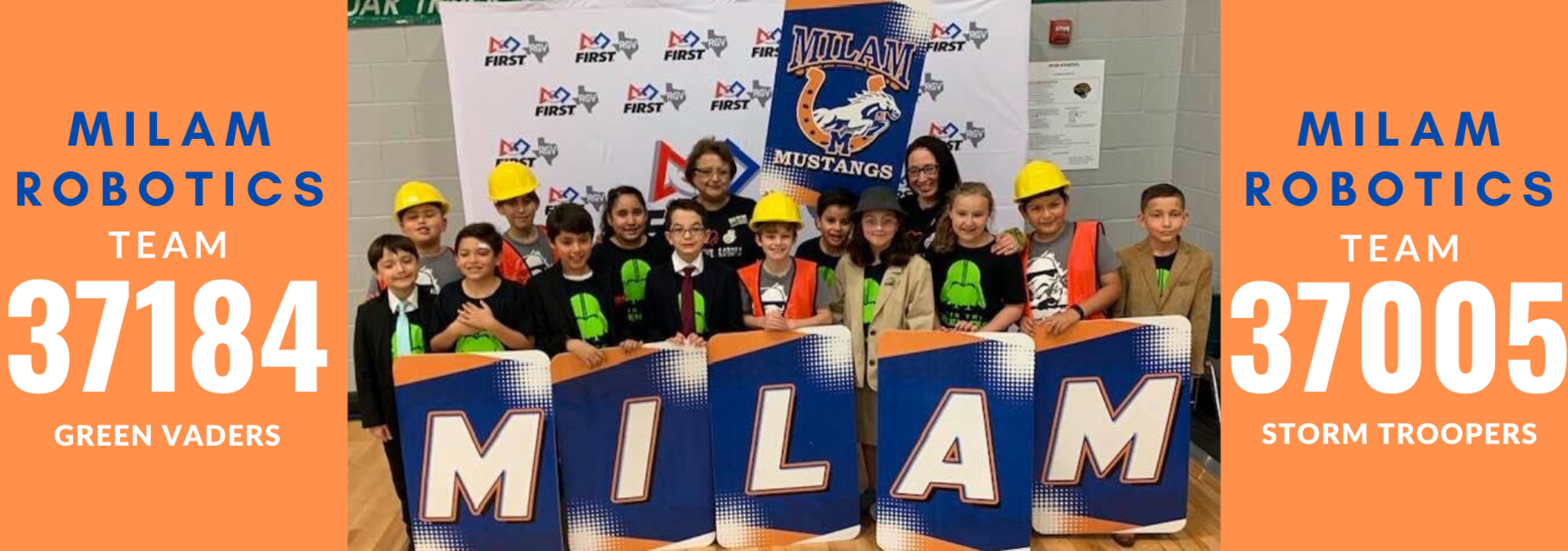 Milam Robotics Teams