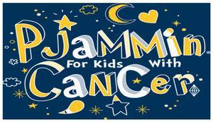 Pajamin with Cancer Logo