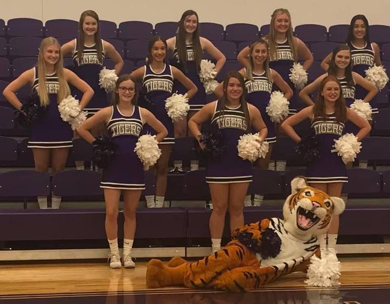 THS Cheer Competes At UIL Spirit State! Thumbnail Image