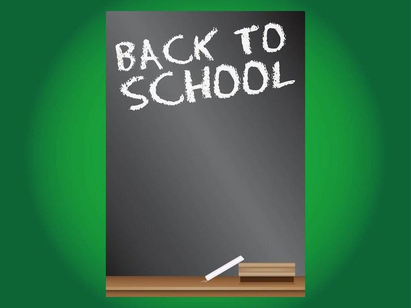 School Starts August 26th! Thumbnail Image