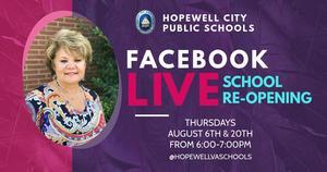 Facebook flyer