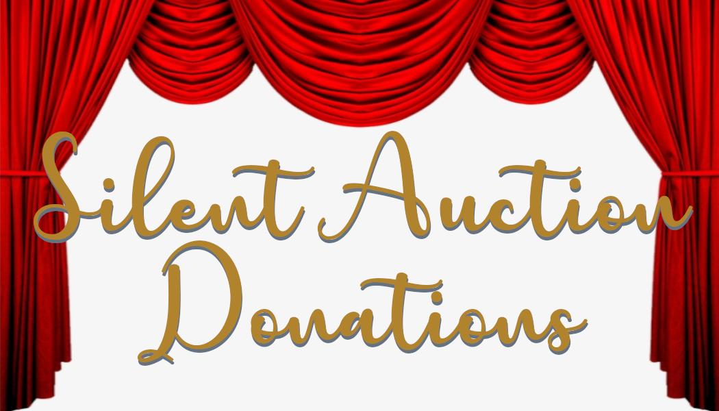 Silent Auction Items site