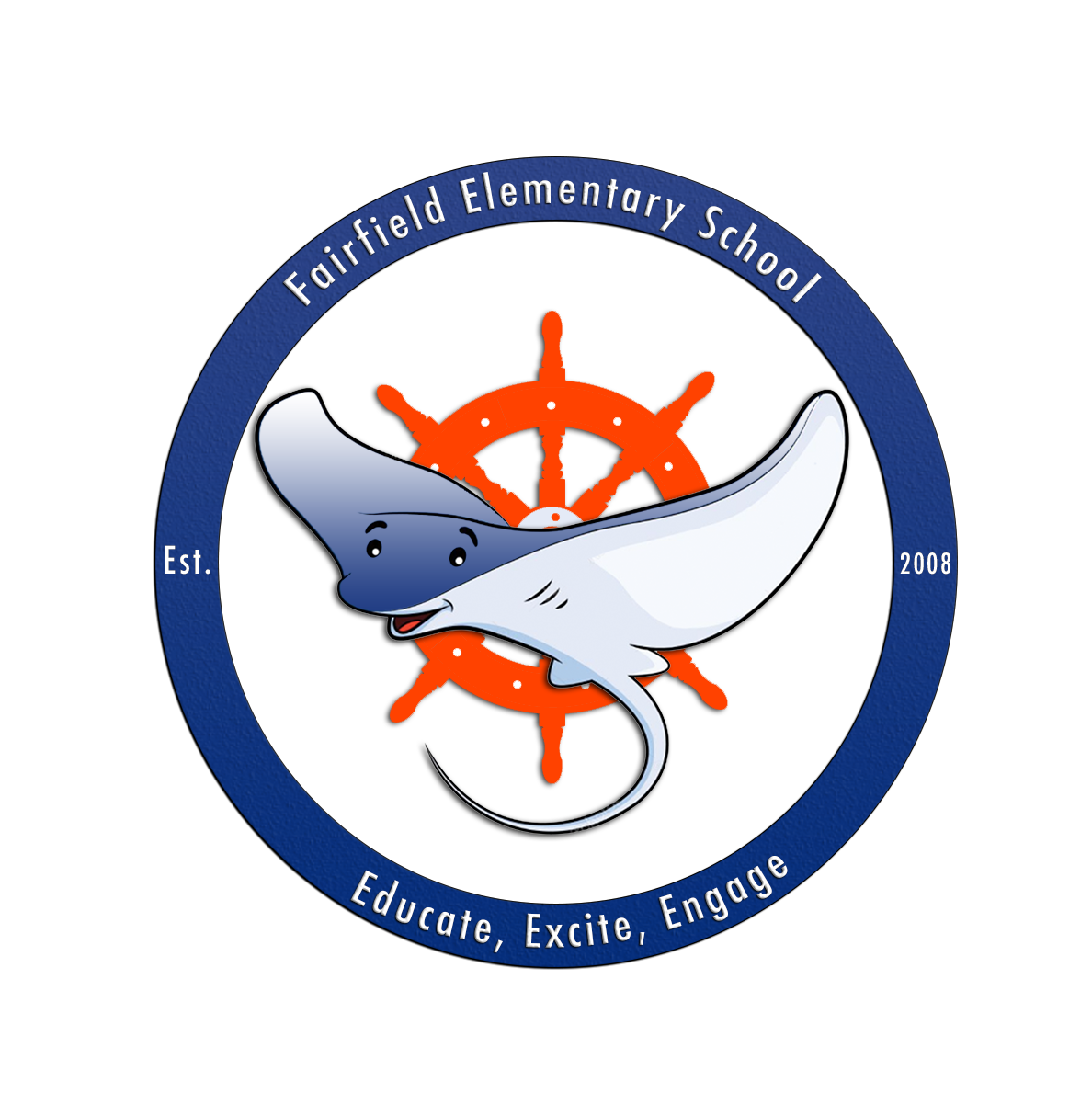 Fairfield Elementary Logo
