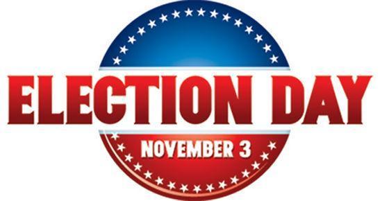 Election November 3rd