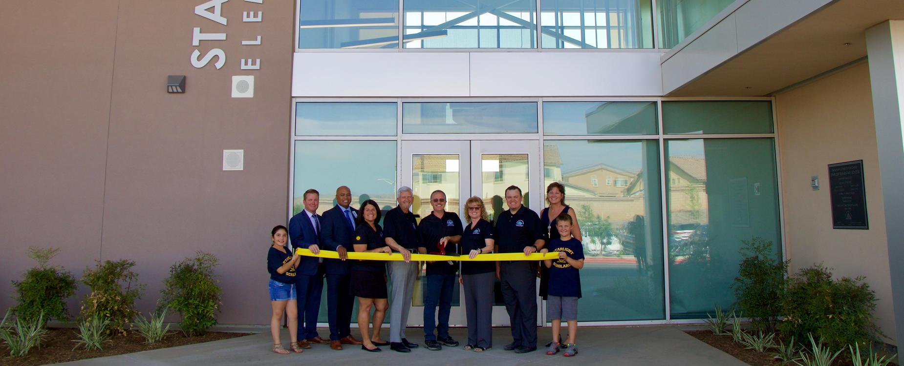 Starlight Ribbon Cutting Ceremony