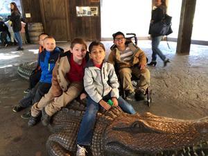 Fort Worth Zoo Trip