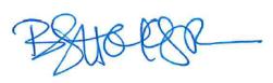 Bridgette Kennedy-Riske signature