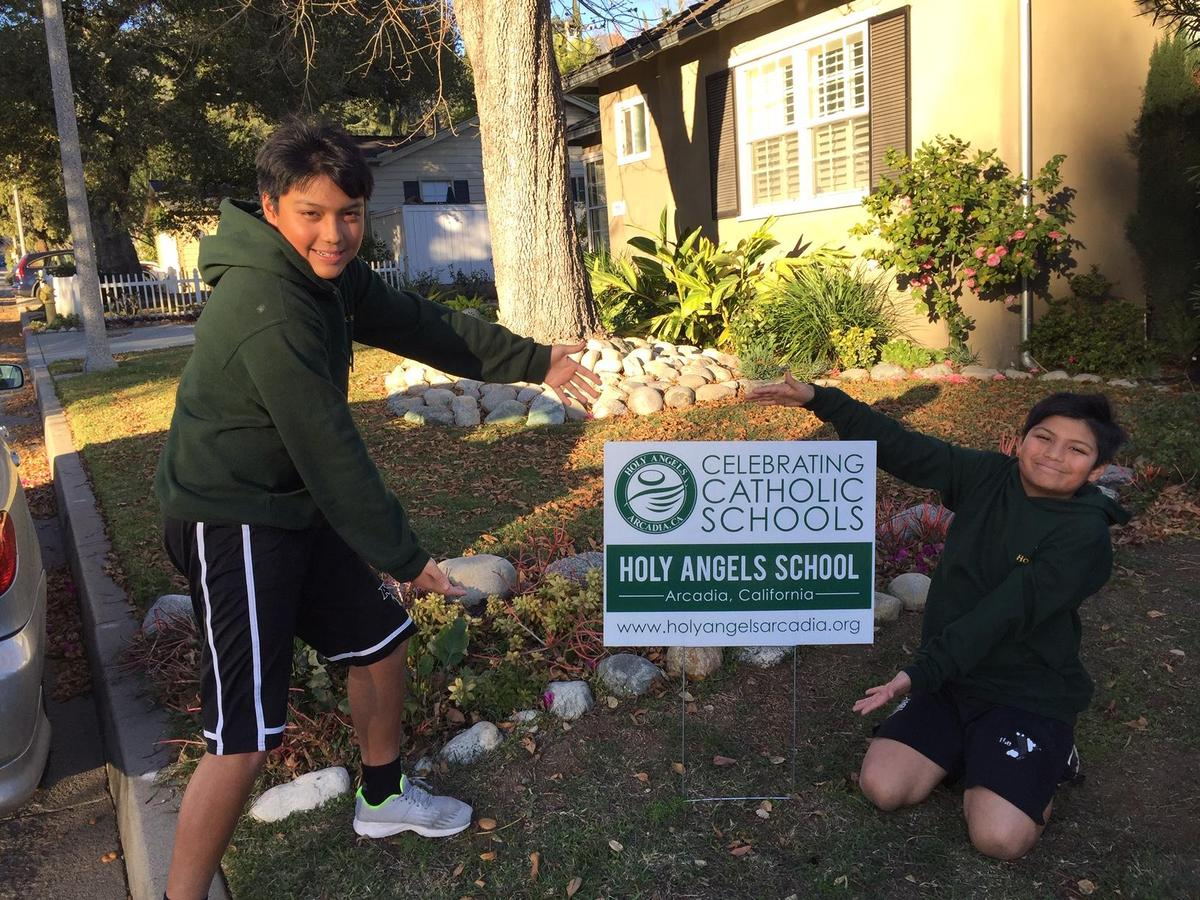 Holy Angels Elementary School