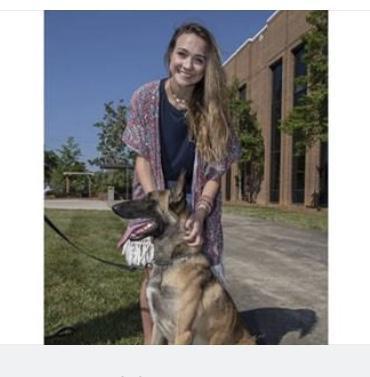 UCA Student raises money for K-9 Unit Featured Photo