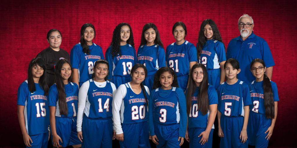 Girls B Basketball