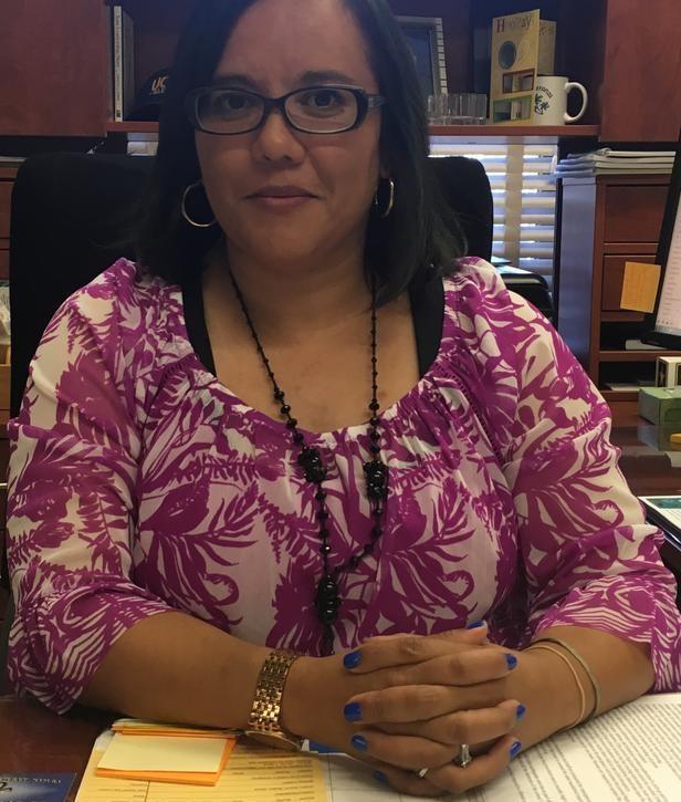 Picture of Principal Blanca Esquivel