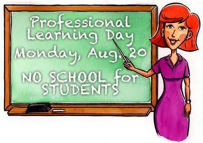 Professional Learning Day - No School for Students Featured Photo