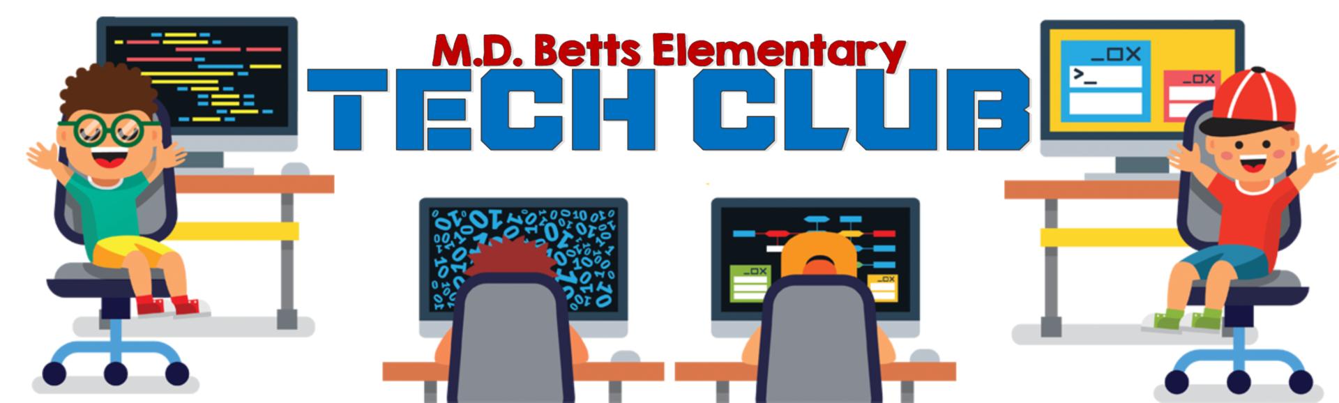 Image of Tech Club logo
