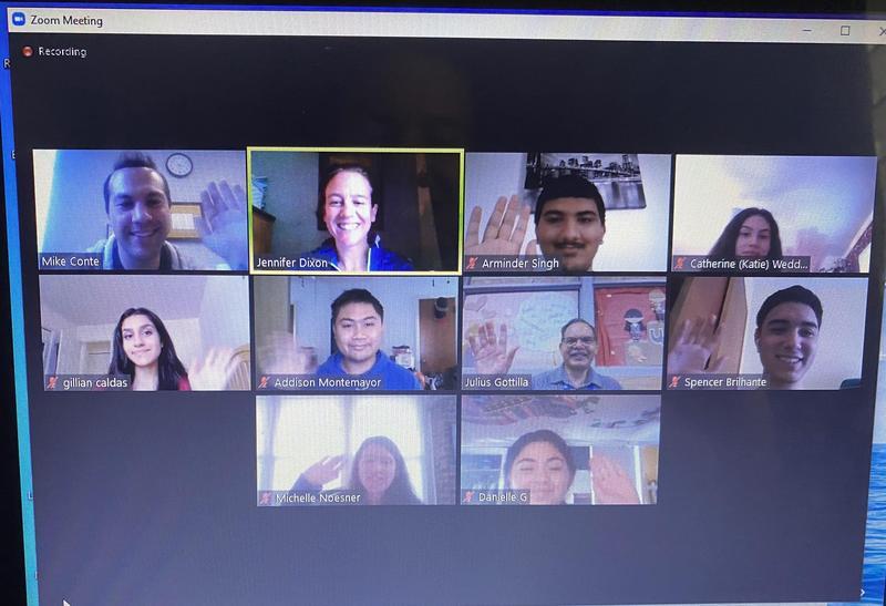 Julius Gottilla delivers very informative College Essay Workshop for UC seniors Thumbnail Image