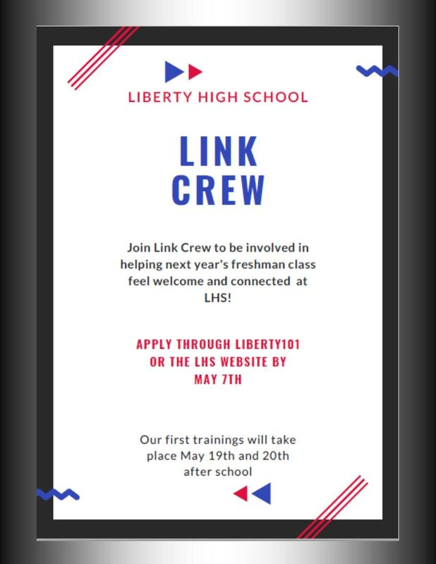 Liberty High School Link Crew Thumbnail Image