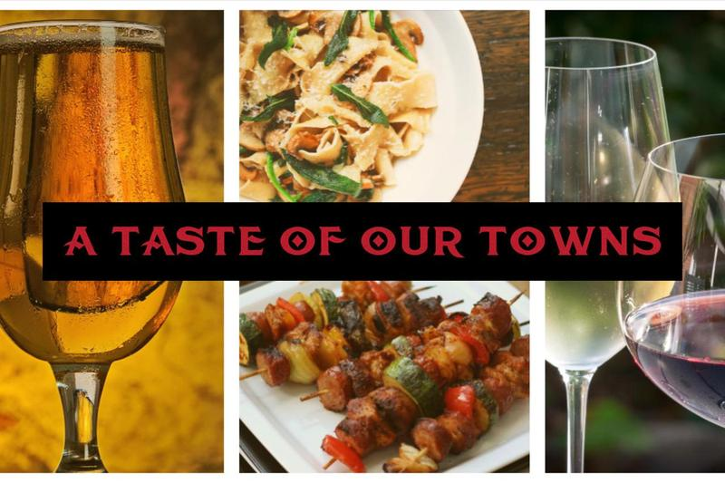 A Taste of Our Towns - WFS Spring Fundraiser Thumbnail Image