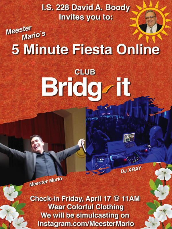 Bridg-it 5 Minute Fiesta!