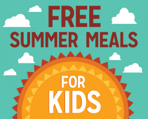 Free Summer Meals available for pick-up to all kids 18 years or younger Thumbnail Image