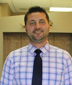 El Capitan Principal Brent Dettman