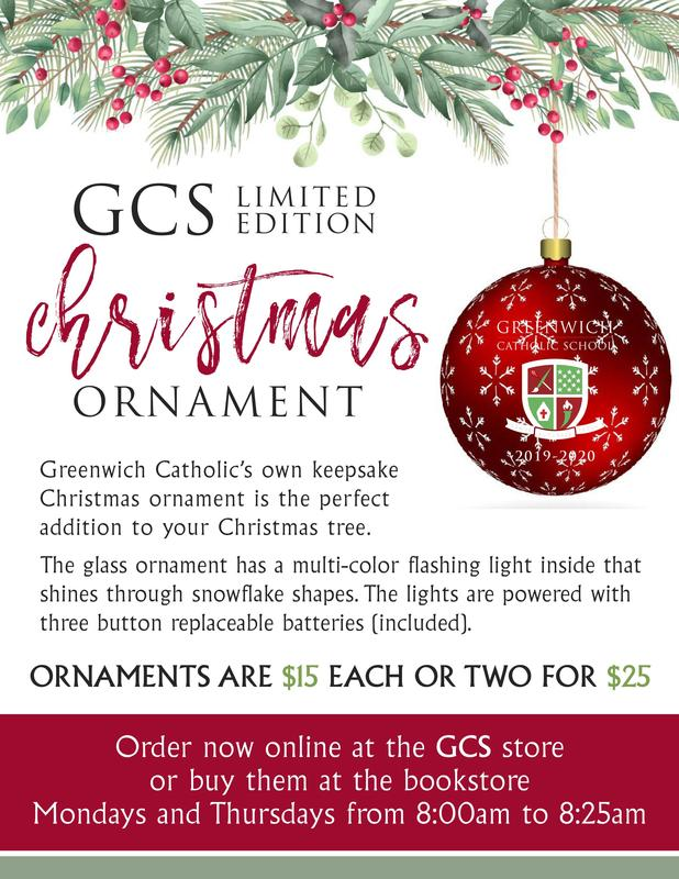 Limited-Edition GCS Christmas Ornaments On Sale Now! Thumbnail Image