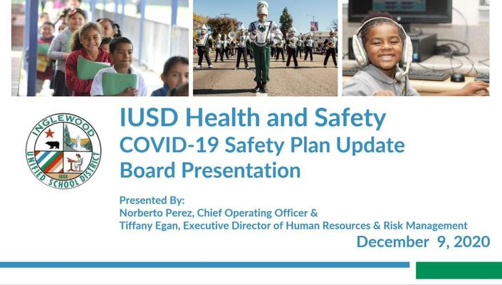 Safety Plan Presentation