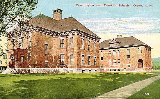 benjamin franklin school