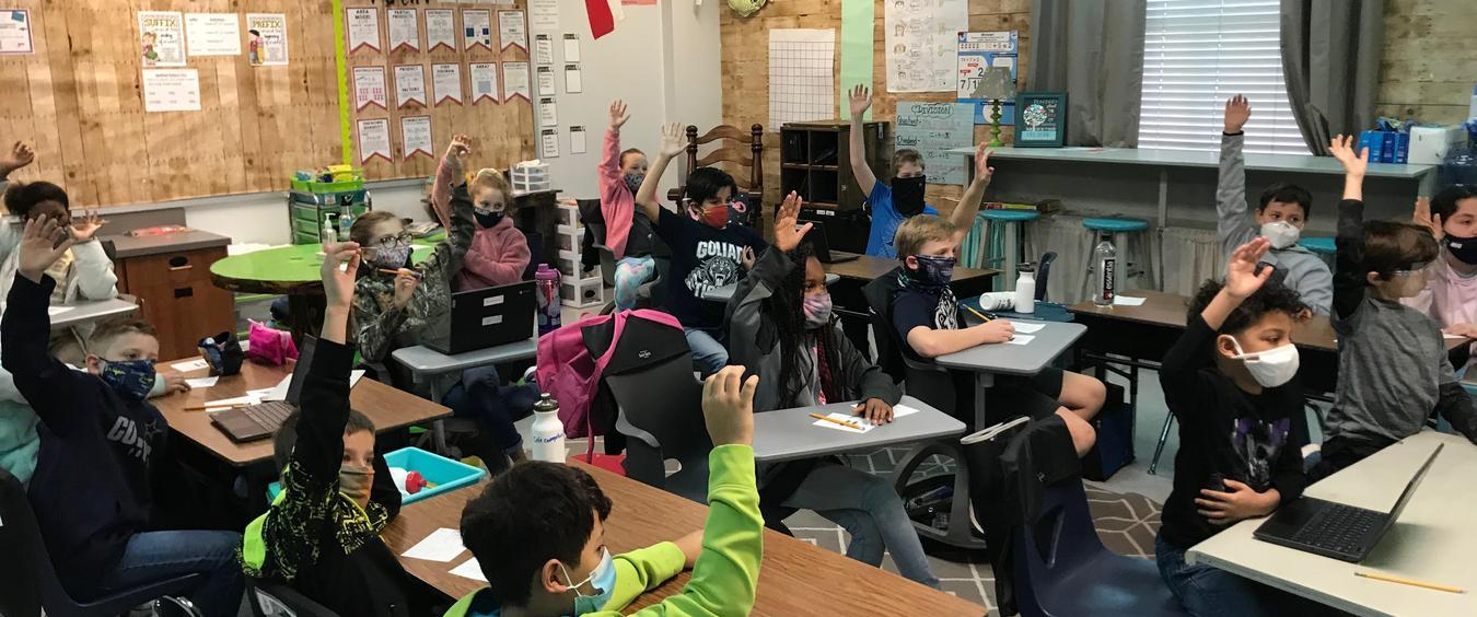 Mrs. Rubio's classroom