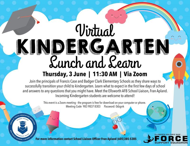 Virtual Kindergarten Lunch and Learn Featured Photo