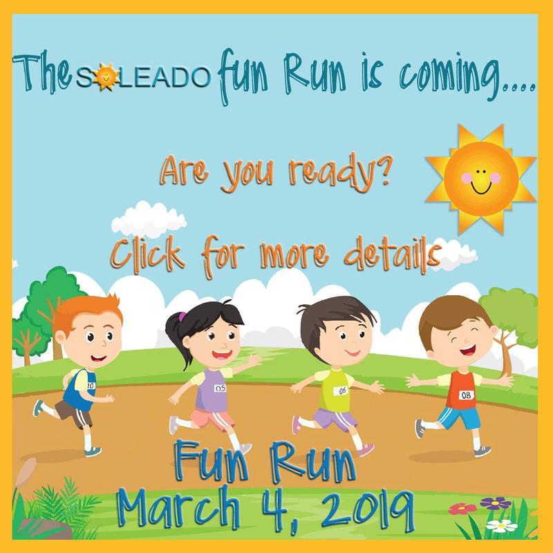 🏃🏽 🏃🏼♀️ Soleado Fun Run is Coming.... 🏃🏻♂️ 🏃🏼♀️ Thumbnail Image