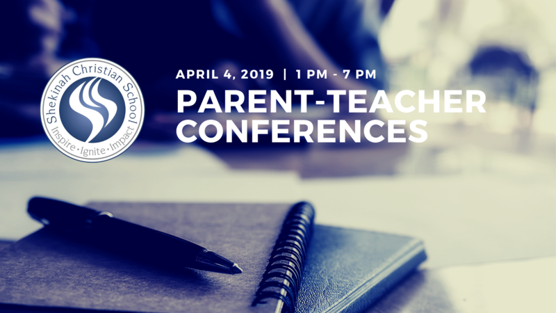 Parent-Teacher Conferences | April 4, 2019 from 1:00-7:00 PM Thumbnail Image
