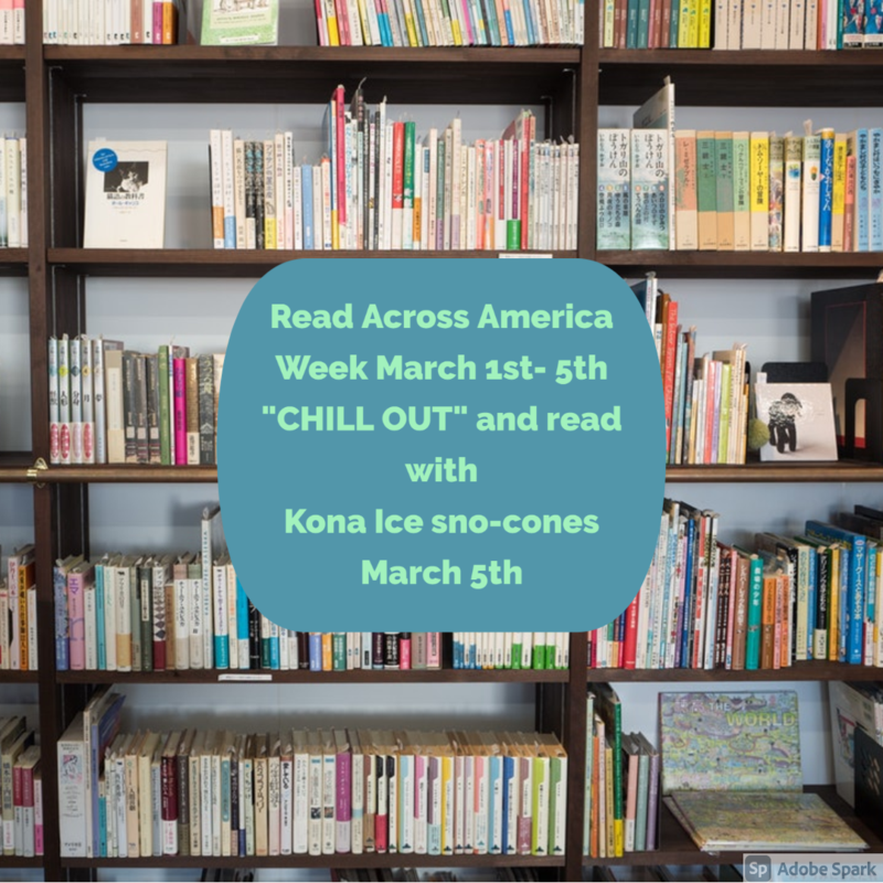 Chill out and READ w/ Kona Ice Thumbnail Image