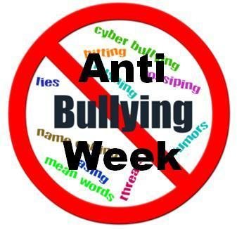 *Anti-Bullying Week* Featured Photo