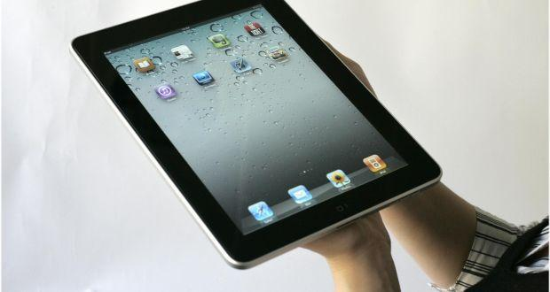 Maspeth High School Shares . . . Dept. of Ed. Delivers iPads Featured Photo