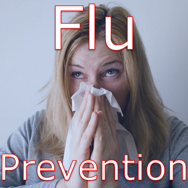Tips for Flu Prevention Featured Photo