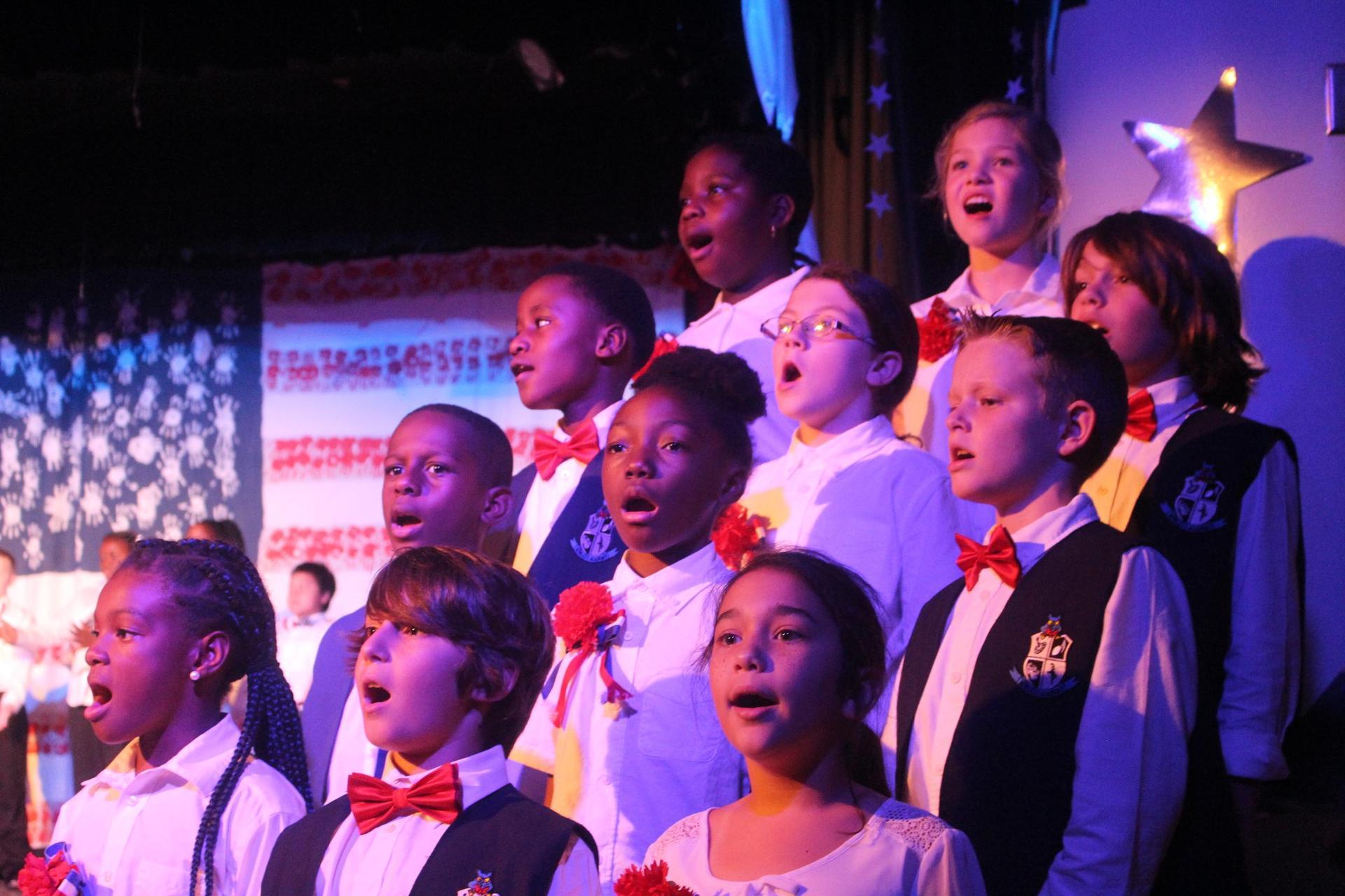 Veteran's Day Chorus