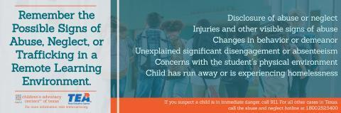 Child Abuse Prevention and Awareness
