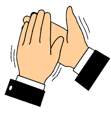 clip art of clapping hands