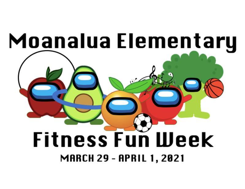 Fitness Fun Week logo