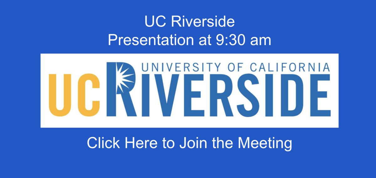 UCR Meeting