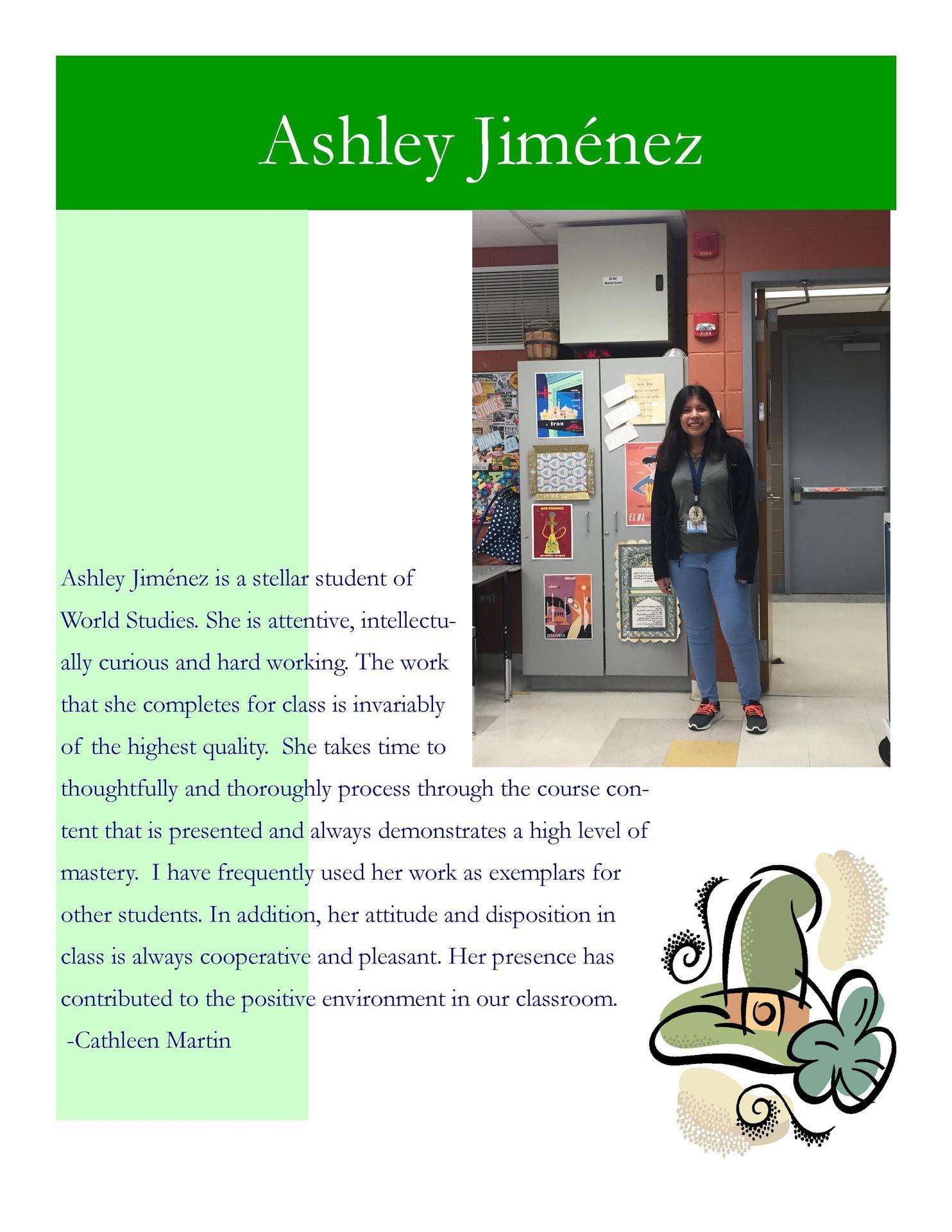 Image of Ashley Jimenez