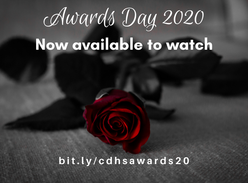 Awards Day 2020, now available to watch - click here