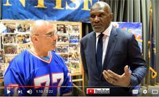 NFL Legend Harry Carson on the Importance of Education