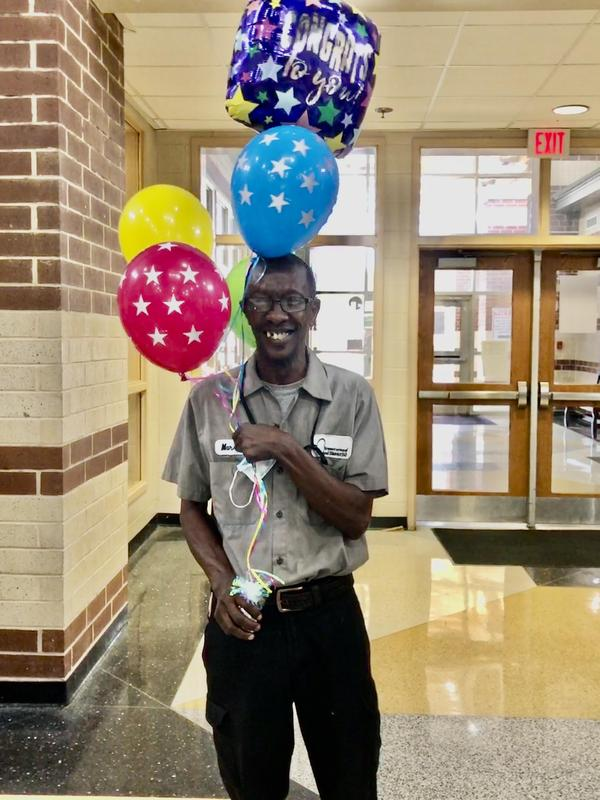 2021-2022 Support Staff Person of the Year! Featured Photo