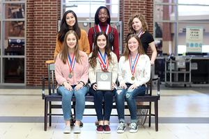 TMHS UIL Journalism Team