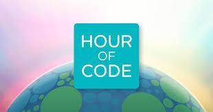 hour of code large logo