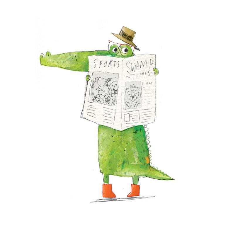 The Gator Gazette Issue 2 Featured Photo